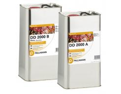 Лак полиуретановый паркетный Pallmann DD 2000 2К глянцевый для химических нагрузок