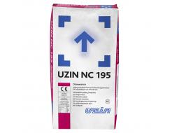 Стяжка цементная тонкая Uzin NC 195 самовыравнивающаяся 3-40 мм
