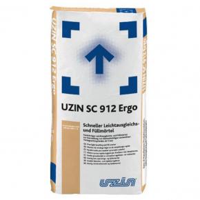 Раствор цементный выравнивающий Uzin SC 912 Ergo 6-10 мм