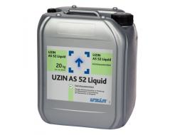 Добавка для цемента Uzin AS 52 Liquid раствор требует меньше воды