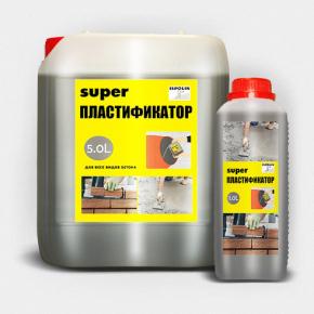 Суперпластификатор для бетона Ispolin