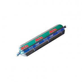 Универсальный силиконовый герметик в тюбике Akfix 100E белый - изображение 3 - интернет-магазин tricolor.com.ua