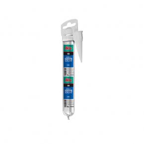Универсальный силиконовый герметик в тюбике Akfix 100E белый - изображение 2 - интернет-магазин tricolor.com.ua