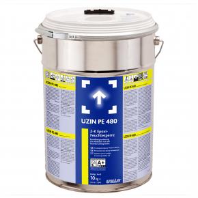 Грунт эпоксидный Uzin PE 480 для изоляции влажных оснований