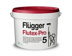 Краска акриловая Flugger Flutex Pro 5 матовая