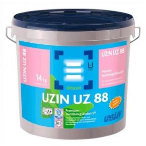 Клей Uzin UZ 88 для текстильных покрытий и линолеума