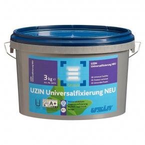 Клей-фиксатор Uzin Universal Tackifier для ПВХ-покрытий и текстиля