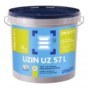 Клей Uzin UZ 57 L электропроводящий для текстильных покрытий и линолеума