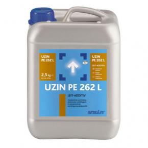 Добавка Uzin PE 262 L для создания проводимости в дисперсионных и цементных материалах