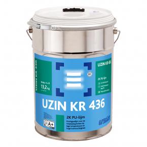 Клей Uzin KR 436 2К для искусственной травы