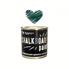 Грифельная краска Acmelight Chalkboard RAL 6005 зеленая