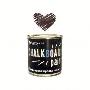 Грифельная краска Acmelight Chalkboard RAL 8017 коричневая