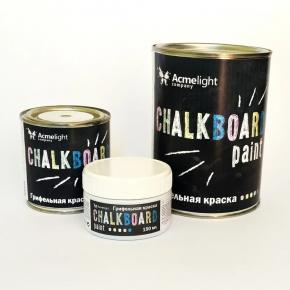 Грифельная краска Acmelight Chalkboard RAL 8017 коричневая - изображение 3 - интернет-магазин tricolor.com.ua