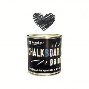 Грифельная краска Acmelight Chalkboard RAL 9004 черная