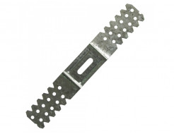 Скоба П-образная CD 75 мм облегченная для крепления гипсокартона - изображение 3 - интернет-магазин tricolor.com.ua