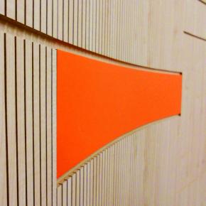 Крепление для панелей 4akustik Финишные клипсы М 730055 - изображение 8 - интернет-магазин tricolor.com.ua