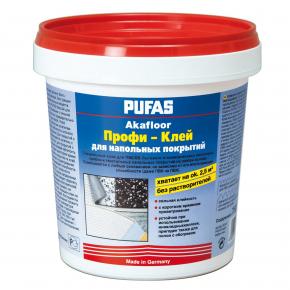 Клей Pufas Akafloor TP81 для пробки бамбука ковролина