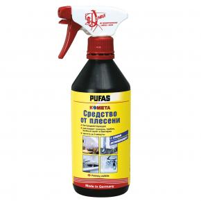Средство для удалении плесени Pufas Schimmel-spray с хлором