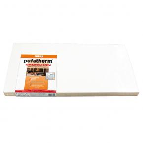 Плиты изоляционные Pufas Pufatherm 4м2 1*0,5 м 7 мм