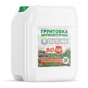 Грунтовка антисептическая Биостоп Skyline - изображение 2 - интернет-магазин tricolor.com.ua