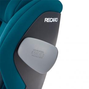 Автокресло Recaro Kio i-Size Select Pacific Blue - изображение 4 - интернет-магазин tricolor.com.ua