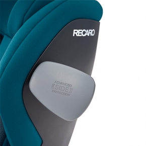 Автокресло Recaro Kio i-Size Select Teal Green - изображение 6 - интернет-магазин tricolor.com.ua