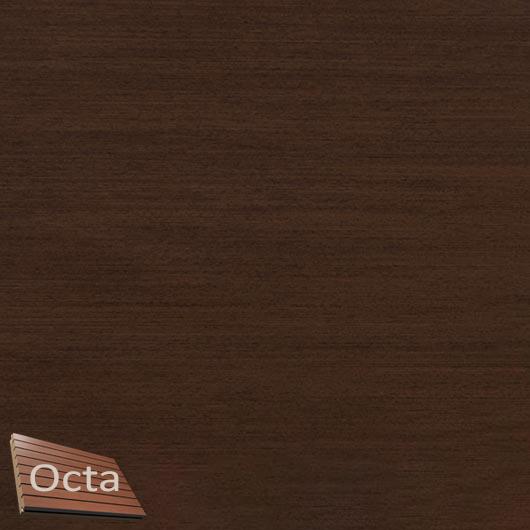 Акустическая панель Perfect-Acoustics Octa 1,5 мм без перфорации шпон Венге светлый Elite ST негорючая - интернет-магазин tricolor.com.ua