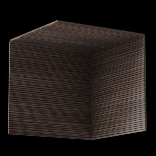 Акустическая панель Perfect-Acoustics Octa 1,5 мм с перфорацией шпон Венге Contrast 20.73 стандарт - изображение 3 - интернет-магазин tricolor.com.ua