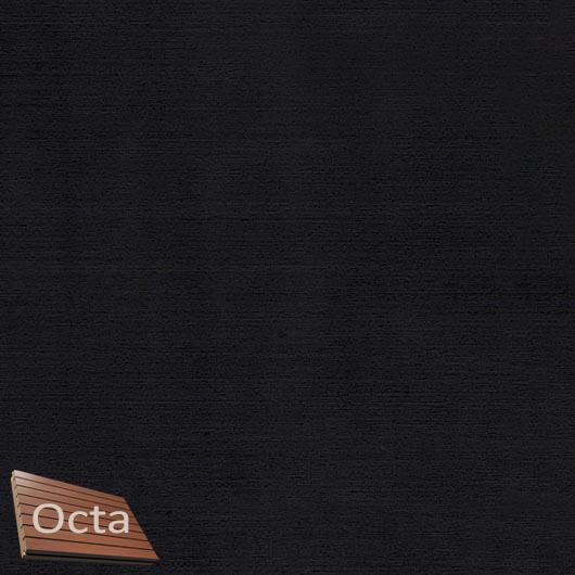 Акустическая панель Perfect-Acoustics Octa 1,5 мм с перфорацией шпон Эбони Gabon 10.43 Gabon Ebony негорючая - интернет-магазин tricolor.com.ua