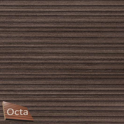 Акустическая панель Perfect-Acoustics Octa 1,5 мм с перфорацией шпон Венге Contrast 20.73 негорючая - интернет-магазин tricolor.com.ua