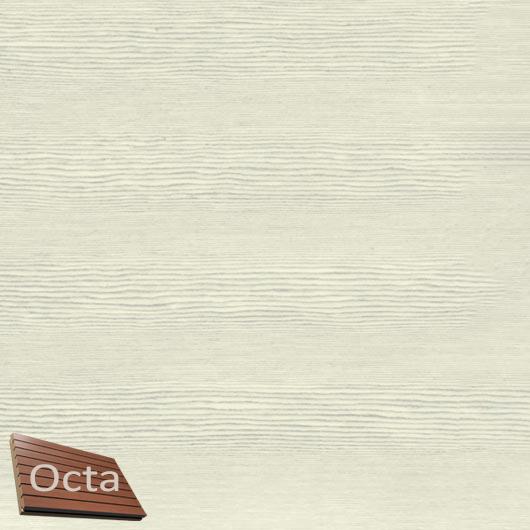 Акустическая панель Perfect-Acoustics Octa 1,5 мм с перфорацией шпон Эбен белый Apus 02 ARG TBL 1B2183-00-XV негорючая - интернет-магазин tricolor.com.ua