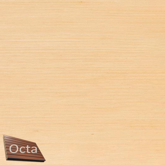 Акустическая панель Perfect-Acoustics Octa 1,5 мм с перфорацией шпон Ясень радиальный SBT 2F 91X3 негорючая - интернет-магазин tricolor.com.ua