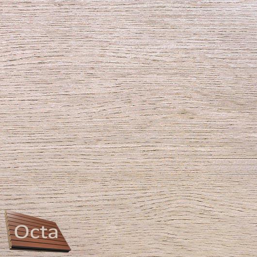 Акустическая панель Perfect-Acoustics Octa 3 мм без перфорации шпон Дуб Ivory Oak 10.81 стандарт - интернет-магазин tricolor.com.ua