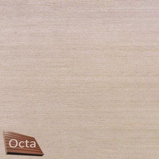 Акустическая панель Perfect-Acoustics Octa 3 мм без перфорации шпон Дуб Sand Oak 10.83 стандарт - интернет-магазин tricolor.com.ua