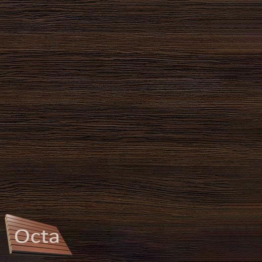 Акустическая панель Perfect-Acoustics Octa 3 мм без перфорации шпон Дуб 10.85 Smoked Oak стандарт - интернет-магазин tricolor.com.ua