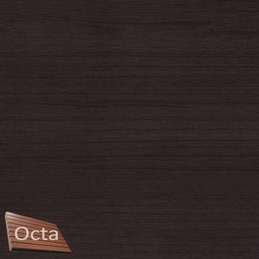 Акустическая панель Perfect-Acoustics Octa 3 мм без перфорации шпон Дуб серый Xilo полурадиальный 18.23 стандарт - интернет-магазин tricolor.com.ua