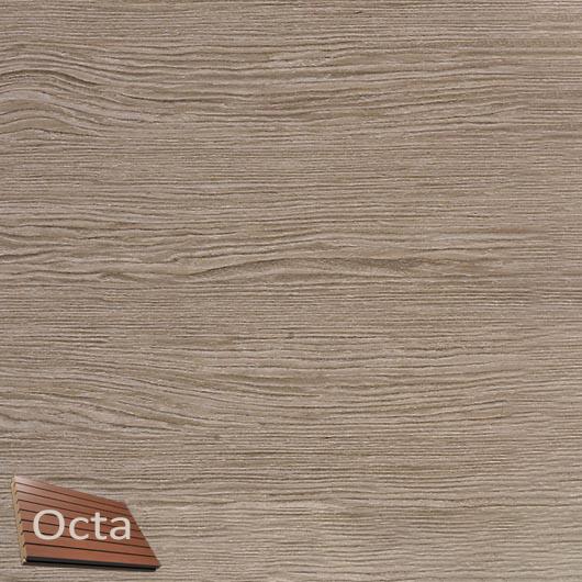 Акустическая панель Perfect-Acoustics Octa 3 мм без перфорации шпон Дуб BreezeOak 10.69 негорючая - интернет-магазин tricolor.com.ua