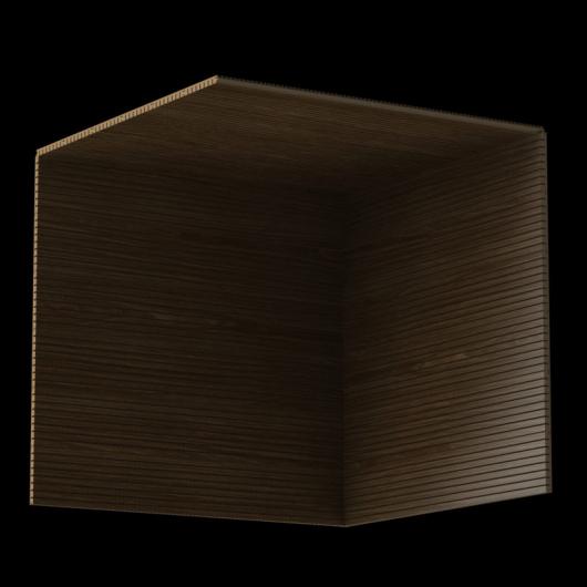 Акустическая панель Perfect-Acoustics Octa 3 мм без перфорации шпон Дуб Thermo тангентальный 10.92 негорючая - изображение 3 - интернет-магазин tricolor.com.ua
