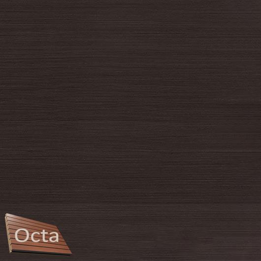 Акустическая панель Perfect-Acoustics Octa 3 мм без перфорации шпон Дуб 10.97 Deep Oak негорючая - интернет-магазин tricolor.com.ua