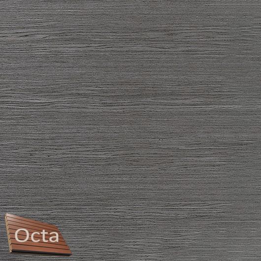 Акустическая панель Perfect-Acoustics Octa 3 мм без перфорации шпон Дуб 11.05 Titanium Oak негорючая - интернет-магазин tricolor.com.ua