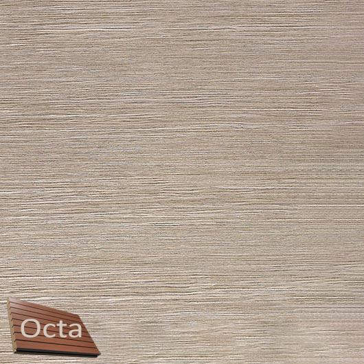 Акустическая панель Perfect-Acoustics Octa 3 мм без перфорации шпон Дуб 11.06 Light Grey Oak негорючая - интернет-магазин tricolor.com.ua