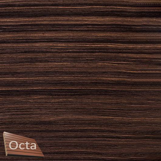 Акустическая панель Perfect-Acoustics Octa 3 мм без перфорации шпон Палисандр Индийский 10.23 негорючая - интернет-магазин tricolor.com.ua