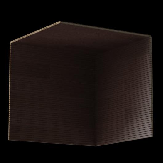 Акустическая панель Perfect-Acoustics Octa 3 мм без перфорации шпон Венге крупнорадиальный Optima негорючая - изображение 3 - интернет-магазин tricolor.com.ua