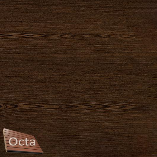 Акустическая панель Perfect-Acoustics Octa 3 мм без перфорации шпон Венге тангентальный ST негорючая - интернет-магазин tricolor.com.ua