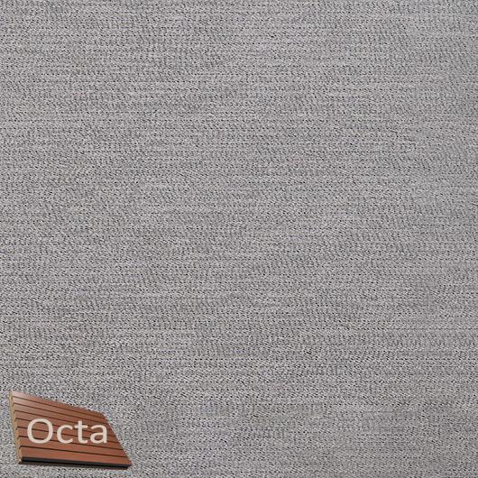 Акустическая панель Perfect-Acoustics Octa 3 мм без перфорации шпон Concrete Pinstripe 14.04 негорючая - интернет-магазин tricolor.com.ua