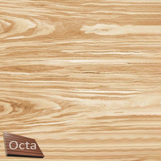 Акустическая панель Perfect-Acoustics Octa 3 мм без перфорации шпон Олива SBF-2A 783/00/MER негорючая - интернет-магазин tricolor.com.ua