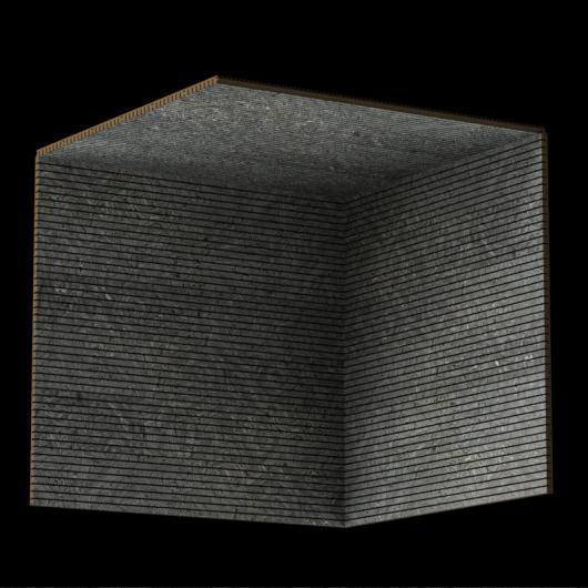 Акустическая панель Perfect-Acoustics Octa 3 мм без перфорации шпон Вавона 11.08 Grey Vavona негорючая - изображение 3 - интернет-магазин tricolor.com.ua