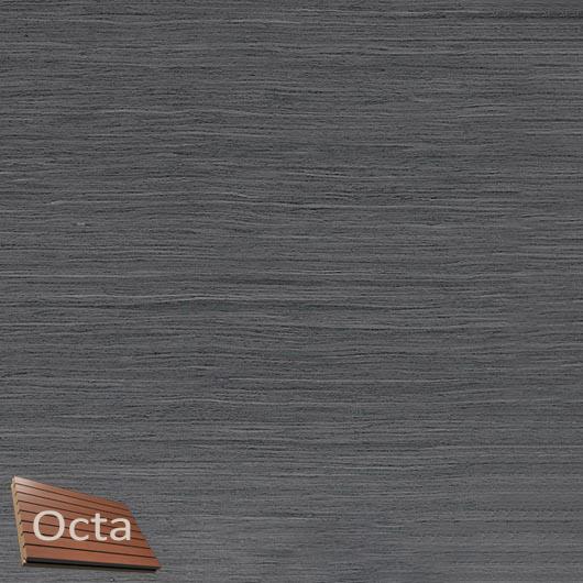 Акустическая панель Perfect-Acoustics Octa 3 мм с перфорацией шпон Дуб 10.65 Smoke Grey Oak стандарт - интернет-магазин tricolor.com.ua