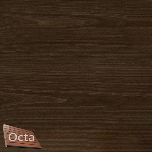 Акустическая панель Perfect-Acoustics Octa 3 мм с перфорацией шпон Дуб Thermo тангентальный 10.92 стандарт - интернет-магазин tricolor.com.ua