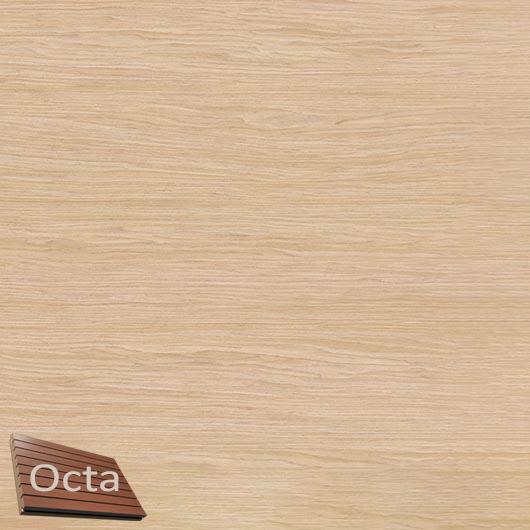 Акустическая панель Perfect-Acoustics Octa 3 мм с перфорацией шпон Дуб 10.96 Planked Oak стандарт - интернет-магазин tricolor.com.ua